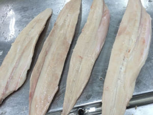 Frozen Fish Black Shark Fish Fillet pictures & photos