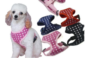 2016 New Pet Dog Products Fleece Dog Harness Vest/Pet Harness pictures & photos