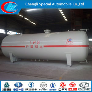 Factory ASME Standard 5-200 Cbm LPG Gas Storage Tank pictures & photos