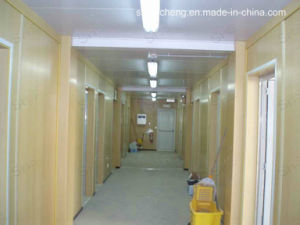 20ft Movable Living Container Homes for Sale pictures & photos
