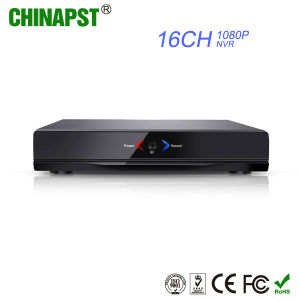 1080P NVR HD CCTV Onvif 16CH Network Video Recorder (PST-NVR016) pictures & photos