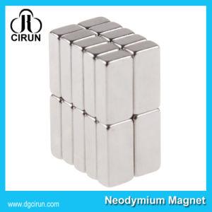 Small Block Rare Earth Strong Neodymium Magnet