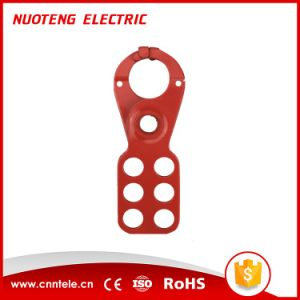 25mm 38mm Economic Steel Lockout Hasp with Hook pictures & photos