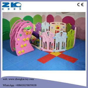 Latest Children Toys Plastic Slide for Indoor Playground pictures & photos