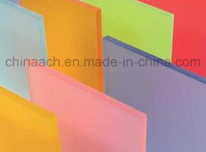 Colorful Frost Cast Acrylic PMMA Sheet pictures & photos