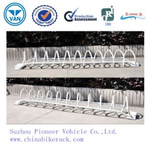 Hot Sales Spiral Wave Bike Parking Parts/ Bicycle Racks pictures & photos