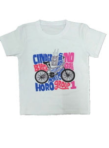 100% Cotton Boy T-Shirt in Children Clothes Wtih Print pictures & photos