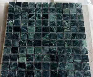 Green Stone Marble Mosaic (HSM212) pictures & photos