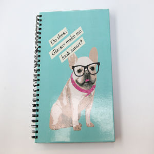Carton Business Notebook with Spiral Bound Hard Cover pictures & photos