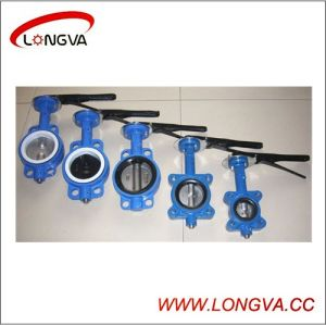 Wenzhou Wafer Type Butterfly Valve with Good Price pictures & photos