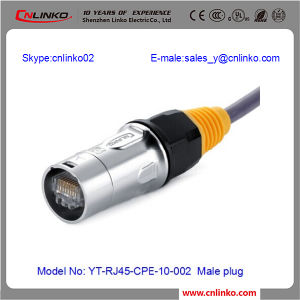 Ethernet Connectors/RJ45 Receptacle/Network Cable Connector pictures & photos