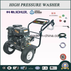 14HP Kohler Gasoline Engine 3600psi Professional High Pressure Washer (HPW-QP1400KRE) pictures & photos