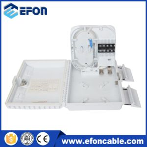 Fiber Optic Disturition Box 1*8 Terminal Box with PLC Splitter pictures & photos