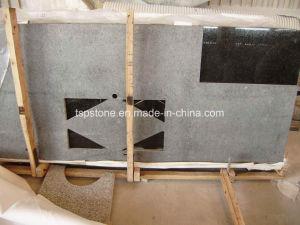 Hot Sales Black Pearl Granite Countertop & Island Top pictures & photos