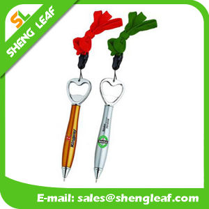 Useful in Daily Life Lanyard Ball Pen (SLF-LP008) pictures & photos