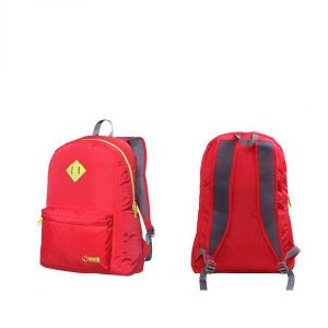 Hot Sale Leisure Polyester Unisex Promotional Sports Backpack Bag pictures & photos