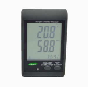GSM SMS Alarm Temperature Humidity Meter with Remote Monitoring pictures & photos