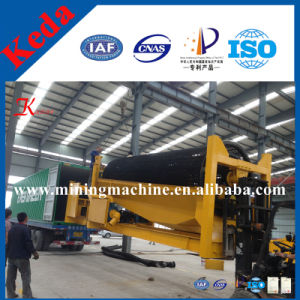 Customized Alluvial Gold Washer Trommel Machine for Sale pictures & photos