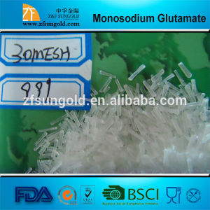 High Quality Food Grade 30/40/50/60mesh 99% Msg pictures & photos