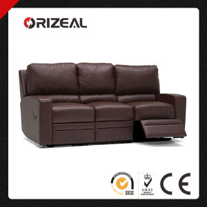Reclining Sofas, Leather Reclining Sofas for Living Room Use pictures & photos