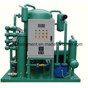 Turbine Oil Waste Oil Filtration Recycled Turbine Oil Purifier Machine pictures & photos