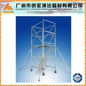 Aluminum Movable Scaffolding, Scaffolding Platform for Sale pictures & photos
