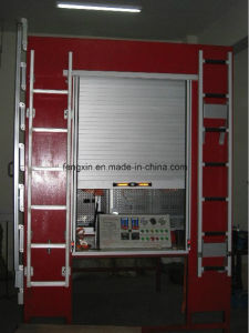 Fire Truck Aluminum Sliding Door pictures & photos