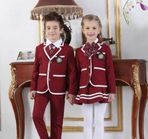 Custom School Uniform Factory pictures & photos