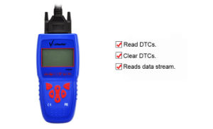 Code Scanner V-Checker V500 Auto Diagnostic Scanner 9-in-1 Code Reader pictures & photos