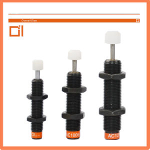 AC1210 Series Miniature Shock Absorber for Pneumatic Air Cylinder pictures & photos