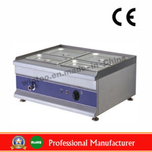 Commercial Desktop Electric Bain Marie for Top-Rated Sale pictures & photos