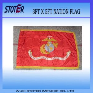 Cheap Custom 3ftx5FT Polyester Flag pictures & photos