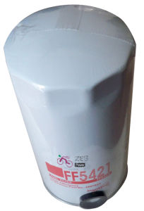 Fleetguard Fuel Filter for Chinese Construction Machinery Cummins Engine (FF5421) pictures & photos