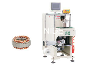 Single-Side Inuction Motor Stator Winding Lacing Machine pictures & photos