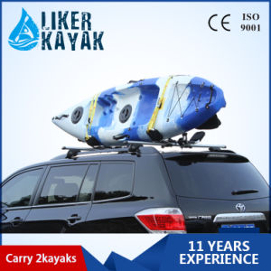 Factory Direct Wholesale Kayak Canoe Carrier Kayak Racks pictures & photos