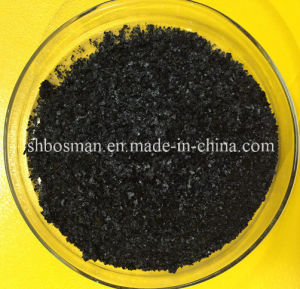 Water soluble fertilier extract from leonardite Potassium humate pictures & photos