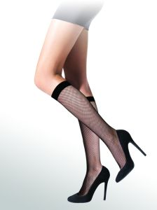 Fishnet Knee High Stockings 8401-L pictures & photos