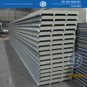 ISO Roof Wall PU Sandwich Panel pictures & photos