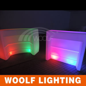 Design Glow Rechargeable Clubs LED Event Furniture pictures & photos