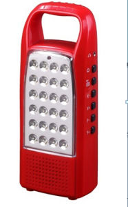 Muti-Function Portable Emergency Lantern with Radio pictures & photos