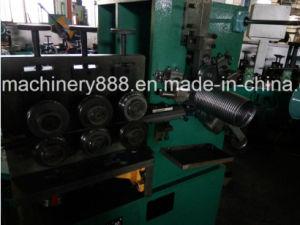 Interlocked Flexible Exhaust Pipe Making Machine pictures & photos