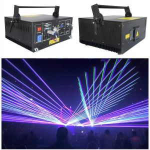 8W 3D RGB Cartoon Laser Mini Laser Stage Lighting pictures & photos