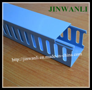 China Plastic Cable Duct for Electric Wire pictures & photos
