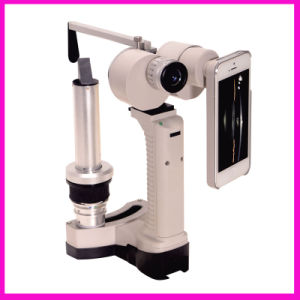 Ophthalmic Equipment Handhold Slit Lamp pictures & photos