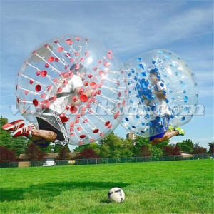2016 Adult Size Body Bumper Ball, Loopy Ball, PVC Bubble Ball for Football D5100 pictures & photos