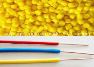Special Compound Plastic Material for Making Cable PVC Granules pictures & photos