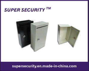 Wall Mount Receipt/ Letter Locking Drop Letter Box (SMQ76) pictures & photos