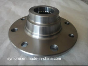 Stainless Steel Forging Flange with CNC Machining pictures & photos