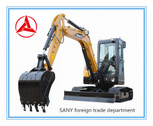 Sany Mini Excavator Sy50u-10 Professional Supplier in China pictures & photos