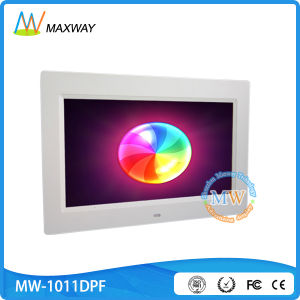 16: 9 High Resolution 1024*600 10 Inch Picture Frame Digital pictures & photos